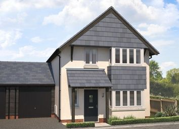 Thumbnail 3 bed detached house for sale in Off King Alfred Way, Newton Poppleford, Devon