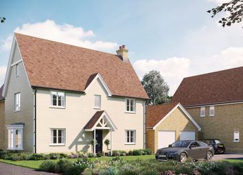 Thumbnail 4 bed detached house for sale in The Washington, Eastwood, Gardiners Park Village, Basildon, Essex