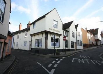 Thumbnail Restaurant/cafe to let in The Stockwell, 44 West Stockwell Street, Colchester, Essex