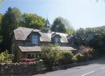Thumbnail 4 bed detached house for sale in Maentwrog, Blaenau Ffestiniog