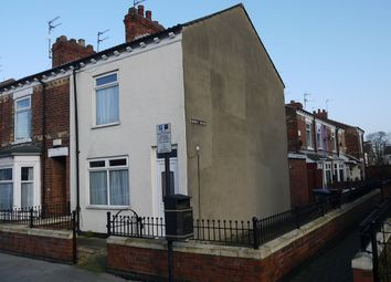 Thumbnail 2 bed terraced house to rent in De La Pole Avenue, Hull