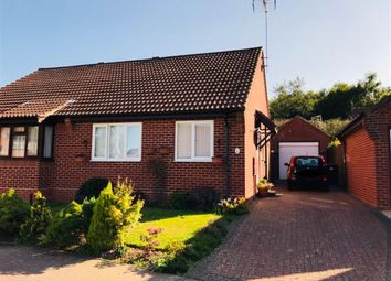 Thumbnail 2 bed semi-detached bungalow for sale in Chestnut Avenue, North Walsham