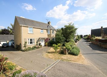 Thumbnail 4 bed detached house for sale in North Street, Burwell