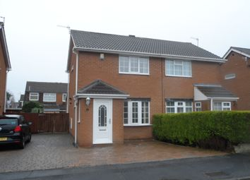 Thumbnail 2 bed semi-detached house to rent in Meath Way, Guisborough