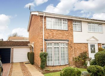 Thumbnail 2 bed semi-detached house to rent in Medway Avenue, High Halstow, Rochester