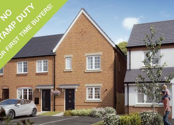 Thumbnail 3 bedroom terraced house for sale in The Appleton, Midland Road, Swadlincote