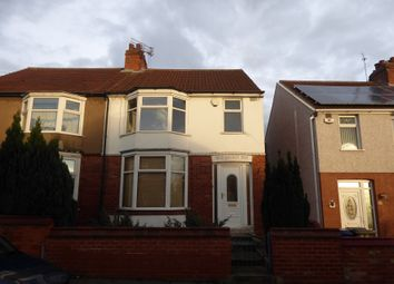 Thumbnail 3 bed semi-detached house for sale in 27 St. Margarets Road, Doncaster, South Yorkshire