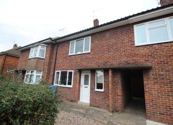 Thumbnail 2 bed terraced house for sale in Highfield, Retford