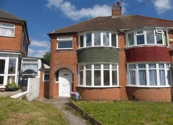 Thumbnail 3 bed property to rent in The Rise, Great Barr, Birmingham