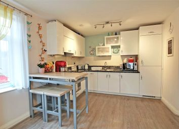 Thumbnail 2 bedroom flat for sale in 44 High Road, West Byfleet, Surrey