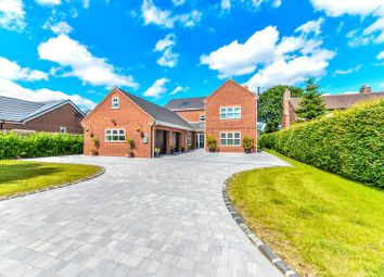 Thumbnail 5 bed detached house for sale in Sandyfields, Baldwins Gate, Newcastle-Under-Lyme