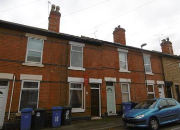 Thumbnail 3 bed terraced house for sale in Lynton Street, Derby