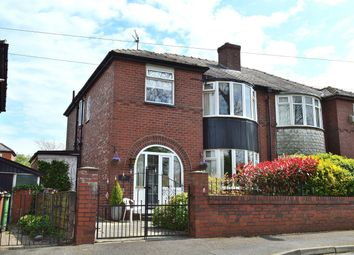 Thumbnail 4 bed semi-detached house for sale in Park Avenue, Failsworth, Manchester