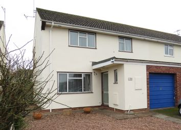 Thumbnail Semi-detached house for sale in Fairfield Drive, Williton, Taunton