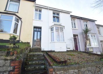 Thumbnail 5 bed terraced house to rent in Trelawney Road, Falmouth