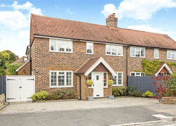 Thumbnail 4 bed semi-detached house for sale in Sandhills Road, Reigate, Surrey