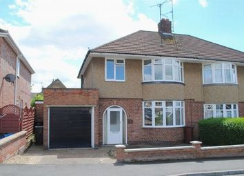 Thumbnail 3 bedroom semi-detached house for sale in Thornby Drive, Kingsthorpe Village, Northampton