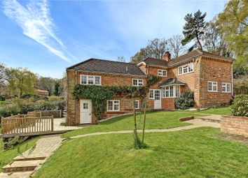 Thumbnail 5 bed detached house for sale in Zin Zan, Upper Bucklebury, Reading, Berkshire