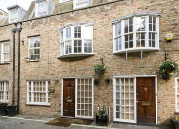 Thumbnail 3 bed mews house to rent in Comeragh Mews, London