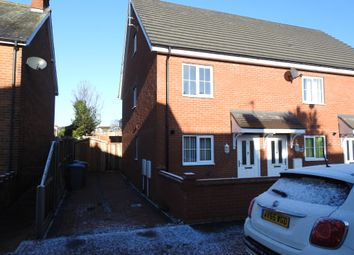 Thumbnail 3 bed terraced house to rent in Valley Terrace, Valley Road, Leiston