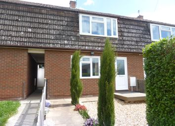 Thumbnail 3 bed terraced house for sale in Escley Drive, Hereford