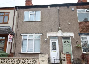 Thumbnail 3 bed terraced house for sale in 11 Yarra Road, Cleethorpes, N.E. Lincs