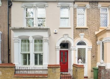 Thumbnail 3 bed terraced house to rent in Shirley Road, London