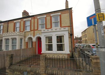 Thumbnail 3 bed end terrace house to rent in Cherry Hinton Road, Cambridge