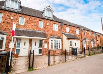 Thumbnail 3 bed terraced house for sale in Keighley Road, Illingworth, Halifax, West Yorkshire