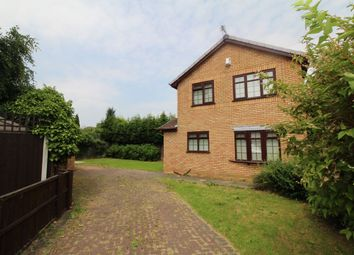 Thumbnail 4 bed detached house for sale in The Chase, Huyton, Liverpool