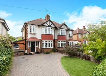Thumbnail 3 bed semi-detached house for sale in Warren Drive South, Tolworth, Surbiton