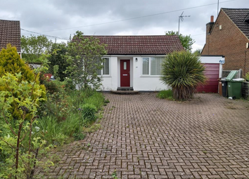 Thumbnail 2 bed bungalow for sale in Gipsy Lane, Irchester, Wellingborough