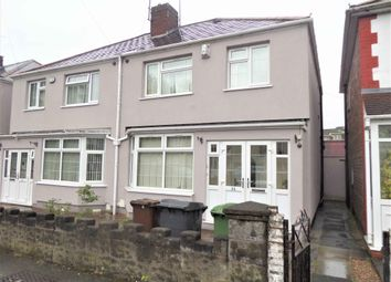 Thumbnail 3 bed semi-detached house to rent in Grosvenor Street, Heath Town, Wolverhampton