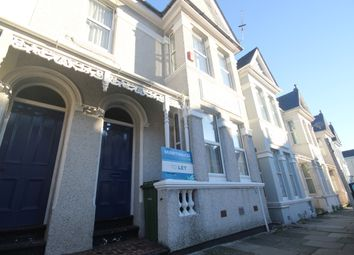 Thumbnail 3 bed terraced house to rent in Eton Avenue, Plymouth