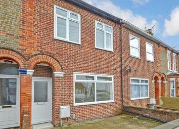 Thumbnail 3 bed terraced house to rent in Buckland Avenue, Dover