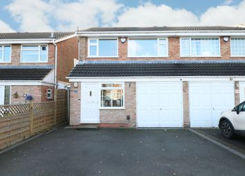 Thumbnail 3 bed semi-detached house for sale in Heath Rise, Kings Heath, Birmingham