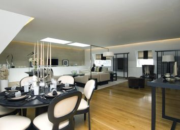 Thumbnail 3 bed flat to rent in St. Johns Wood Park, St Johns Wood, London