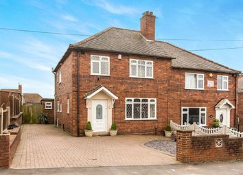 Thumbnail 3 bedroom semi-detached house for sale in Ellowes Road, Lower Gornal, Dudley