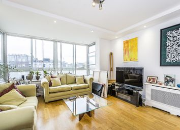 Thumbnail 2 bed flat to rent in Cheyne Walk, London