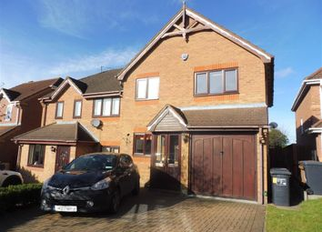 Thumbnail 3 bedroom semi-detached house to rent in Harcourt Way, Northampton