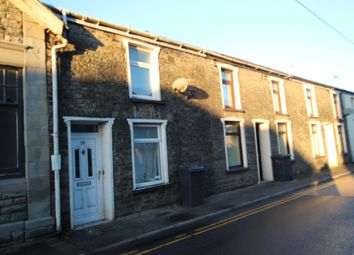 Thumbnail 2 bedroom terraced house for sale in High Street, Mountain Ash