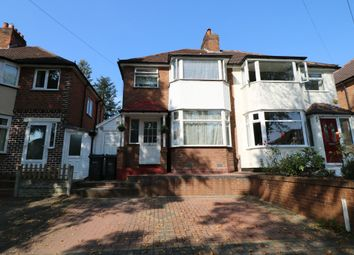 3 bed semi-detached house for sale in Watwood Road, Birmingham B28