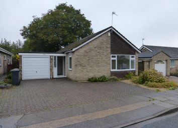 Thumbnail 3 bed bungalow to rent in Thonock Close, Lincoln