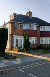 Thumbnail 4 bed semi-detached house to rent in Court Way, Twickenham
