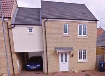 Thumbnail 3 bed semi-detached house for sale in 15 Meadow Rise, Huntingdon, Huntingdon
