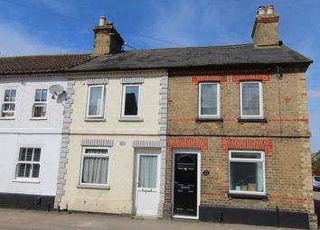 Thumbnail 2 bed end terrace house for sale in Lawrence Road, Biggleswade