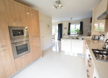 Thumbnail 4 bed detached house for sale in Heol Sirhowy, Caldicot, Sir Fynwy
