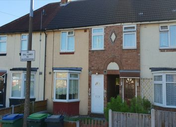 Thumbnail 3 bed terraced house to rent in Mansion Crescent, Bearwood, Smethwick