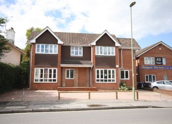 Thumbnail 1 bed flat to rent in Botley Road, Park Gate, Southampton