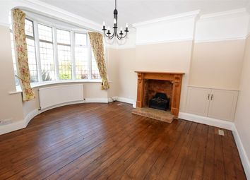 Thumbnail 3 bedroom property to rent in The Drive, Barking